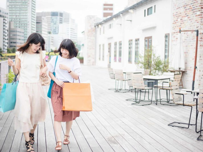 関西のショッピングモール&大型商業施設